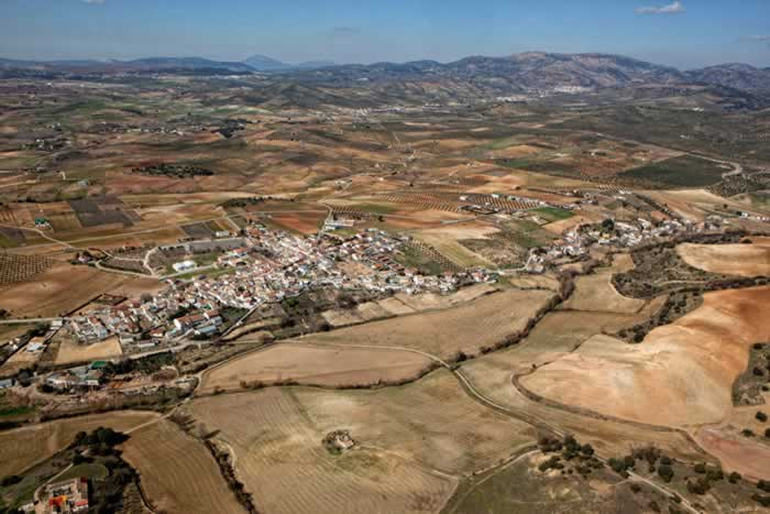 Mures Views Jaen Andalucia