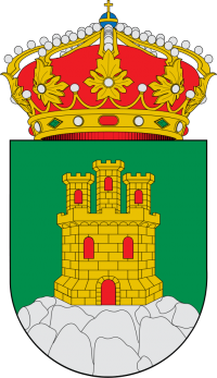 Zagra Coat of Arms Granada Andalucia