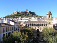 View of Alcala la Real